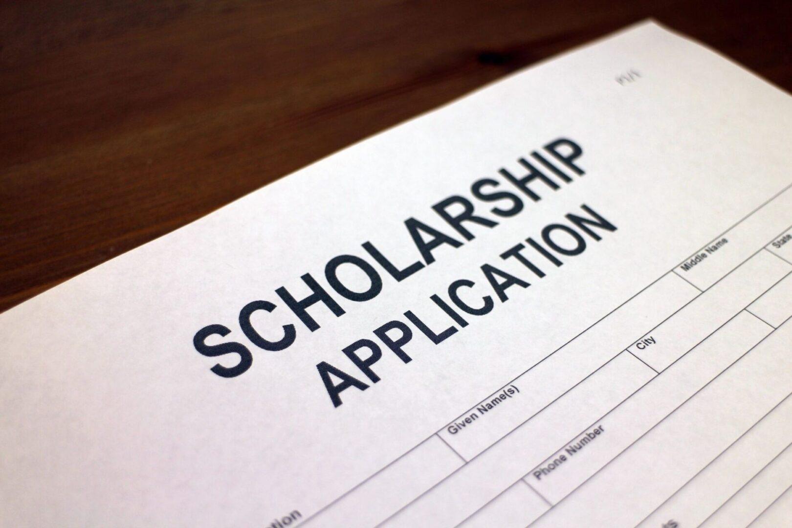 Scholars Fund